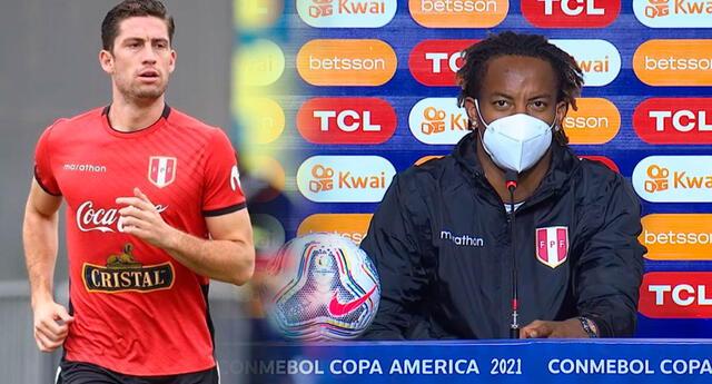 Santiago Ormeño estaría listo para debutar en el Perú vs. Colombia por Copa América 2021.