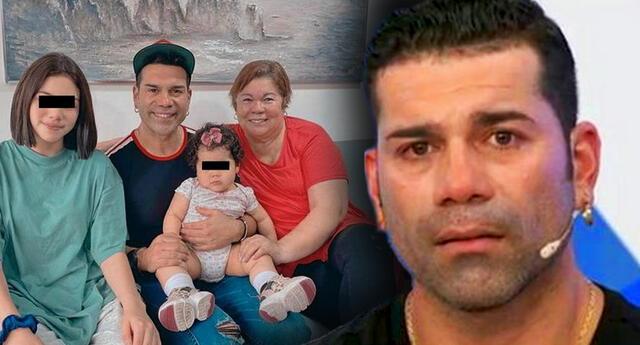 Tomate Barraza y su lucha por mantener cerca a sus hijas