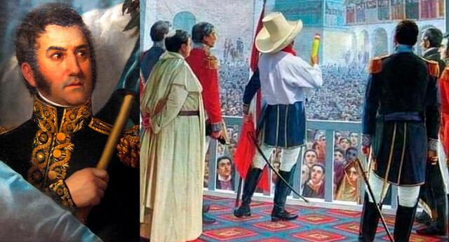 """""""Segunda Independencia"""", así fue bautizado esta imagen que fue compartido por los cibernautas."""
