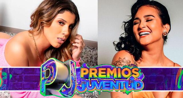 Las votaciones para los Premios Juventud estarán disponibles hasta el 28 de junio. Las peruanas Daniela Darcourt y Yahaira Plasencia están entre las nominadas. Foto: Instagram fans