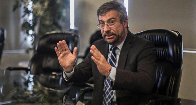 Piero Corvetto, jefe de la ONPE, respondió a los ataques que viene recibiendo tras la derrota de Keiko Fujimori en las urnas.