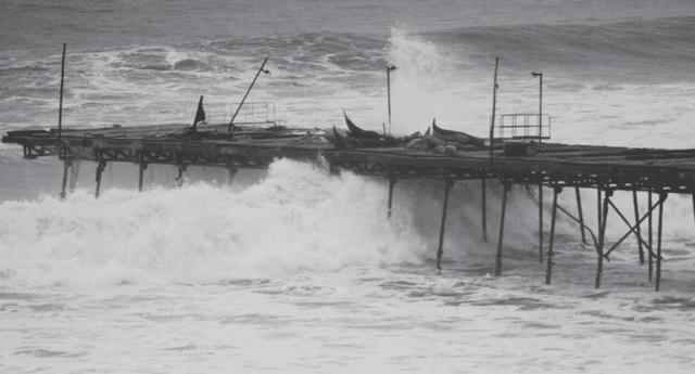 Marina de Guerra indicó que los oleajes del suroeste afectarían principalmente las áreas que tengan playas abiertas o semiabiertas