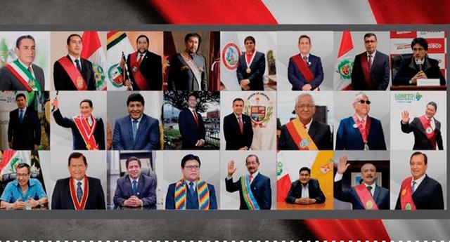 La Asamblea Nacional de Gobiernos Regionales (ANGR)