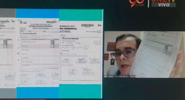 abogado de Fuerza Popular pierde los papeles y tilda de