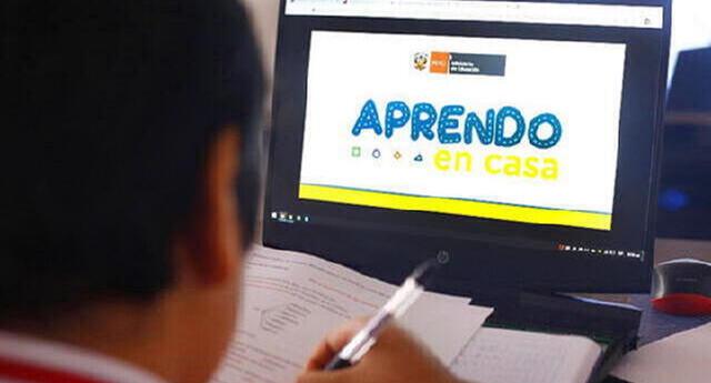 Aprendo en casa 2021: conoce los horarios en TV Perú y Radio Nacional