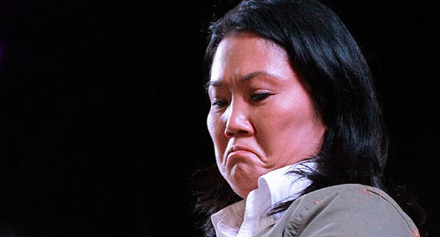 Keiko Fujimori alega que hubo fraude en mesa.