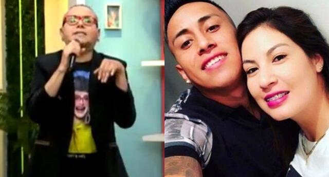 Carlos Cacho estuvo en América Hoy, y cuestionó duramente a Christian Cueva tras presunta reconciliación con Pamela López pese a fiesta covid.