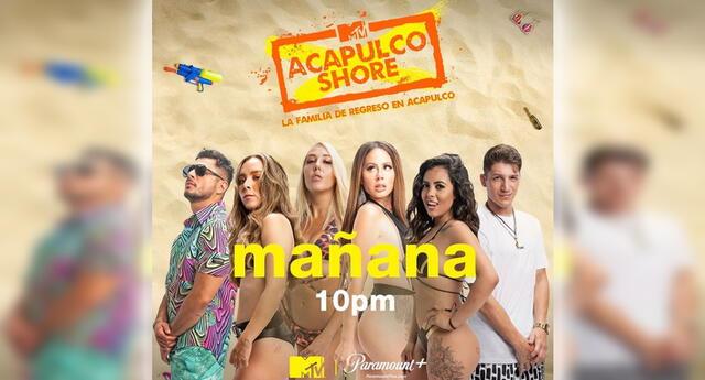 MTV EN VIVO, Acapulco Shore 8x09: fecha de estreno y adelanto de lo que pasará en el capítulo 9
