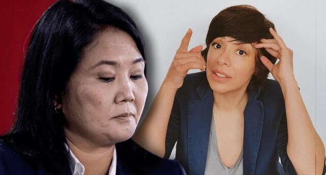 Tatiana Astengo sobre las acciones de Keiko Fujimori:
