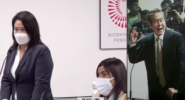 Usuarios estuvieron atentos a la audiencia de prisión preventiva contra Keiko Fujimori.