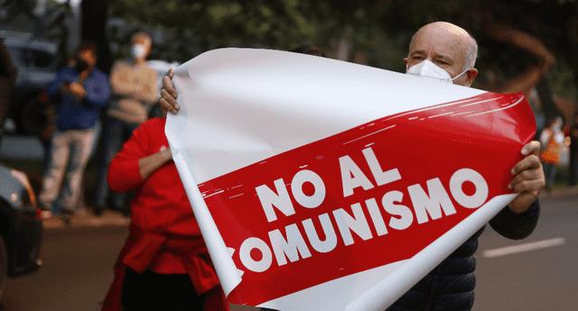 Manifestaciones con agresiones entre partidarios no ayudan al ejercicio de la democracia.