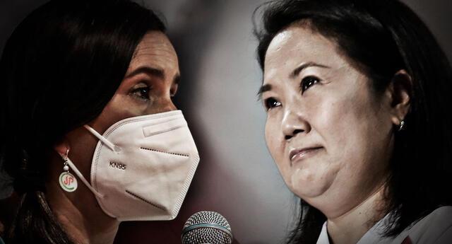Verónika Mendoza criticó a Keiko Fujimori por denunciar un supuesto fraude en segunda vuelta sin pruebas.