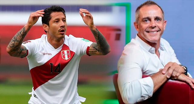 Julinho no se contuvo y criticó a uno de los más querido en la selección peruana.