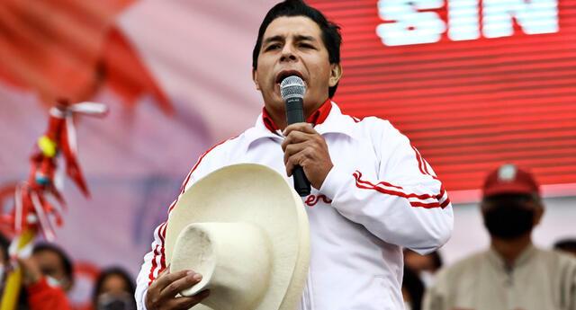 Pedro Castillo venció por más de 44 mil votos a su contendora Keiko Fujimori, de acuerdo a los resultados de la ONPE.