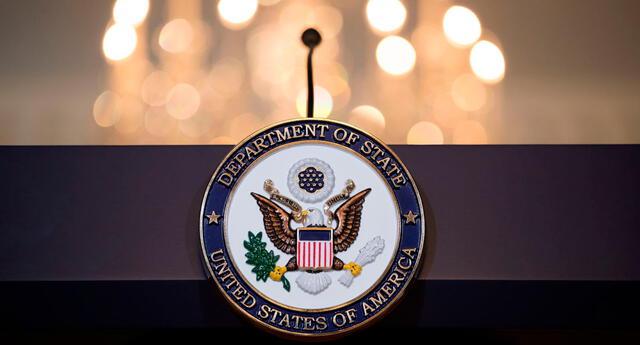 El Departamento de Estado de los Estados Unidos extendió sus felicitaciones a las autoridades de Perú.