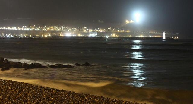 Sismo de 6 grados sacudió Lima la noche de este martes 22 de junio.