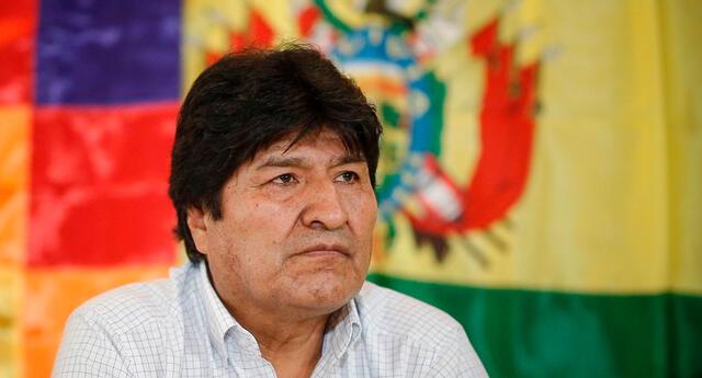 El pasado 9 de junio, Evo Morales felicitó a Pedro Castillo, al llevar ventaja en los resultados de las elecciones contra Keiko Fujimori.
