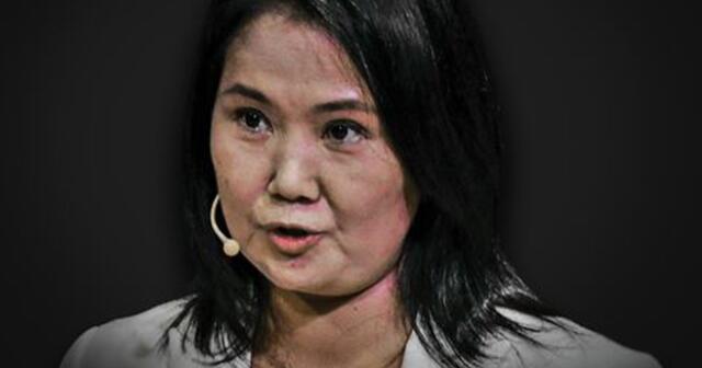 Encuesta IEP: el 69% desaprueba desempeño de Keiko Fujimori post segunda vuelta.