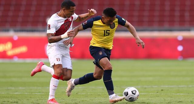 Perú y Ecuador se enfrentan en duelo de infarto por la Copa América 2021.