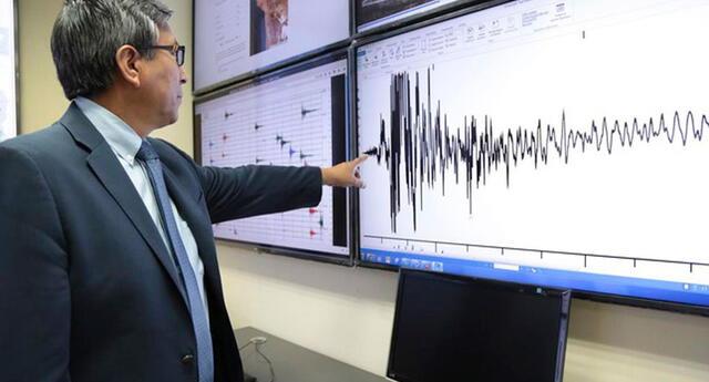 Fernando Tavera, presidente de IGP, aseguró que la zona urbana más afectada por el fuerte sismo de anoche fue Mala.