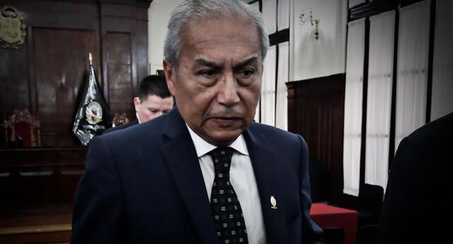 A través de la acusación se busca inhabilitar por 10 años del ejercicio de la función pública a Pedro Chávarry.