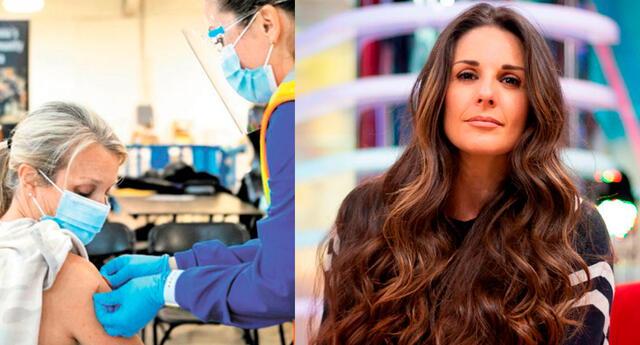 Rebeca Escribens confesó que no tendría problema en mostrar en sus redes sí se vacuna en EE.UU.