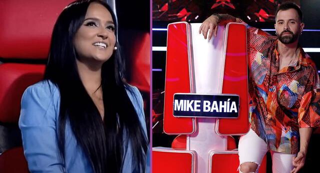 Daniela Darcourt y Mike Bahía impactan con su nueva versión de