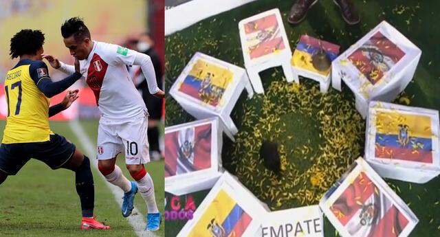 Perú y Ecuador se enfrentan por la Copa América 2021 y el cuy 'dio su pronóstico'.