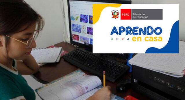 Conoce la programación completa de Aprendo en casa de la semana 4 correspondiente del 10 al 14 de mayo vía TV Perú y Radio Nacional.