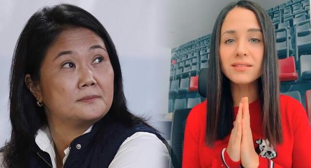 Sigrid Bazán pide a la 'Señora K' por fin aceptar los resultados de las Elecciones 2021 [VIDEO]