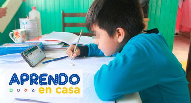 Conoce las clases de la programación de Aprendo en casa de la semana 10 vía TV Perú y Radio Nacional.