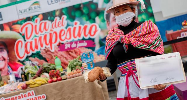 Día del Campesino se celebra todos los 24 de junio de cada año.