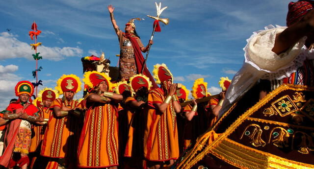 Conoce todos los detalles sobre el Inti Raymi