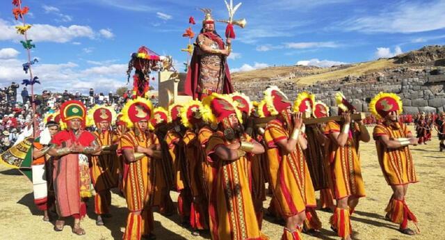 Celebración del Inti Raymi en VIVO a través de TvPerú