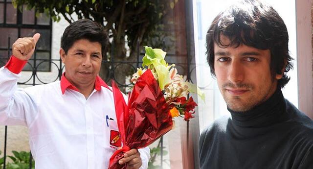 """Sebastián Rubio: """"¿Por qué insisten en decirle candidato a Pedro Castillo y no presidente electo?"""""""
