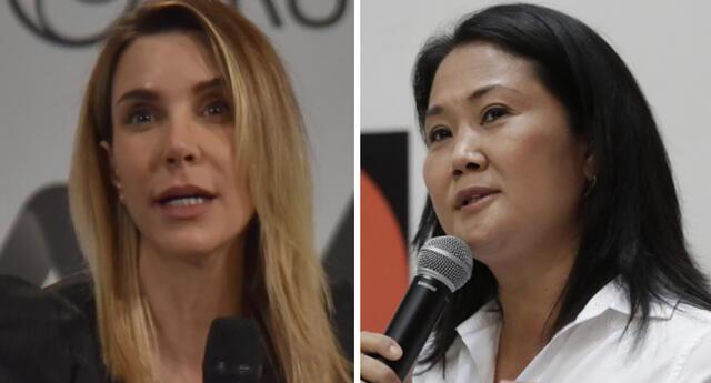Juliana Oxenford condenó los ataques que recibe la hija de Fujimori Higuchi.