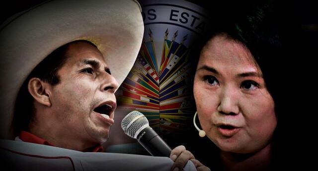 OEA respaldó el trabajo del JNE y los JEE sobre los recursos de nulidad presentados por Keiko Fujimori para anular actas de votación.