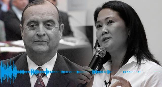 Usuarios de las redes sociales criticaron a Vladimiro Montesinos y Keiko Fujimori.