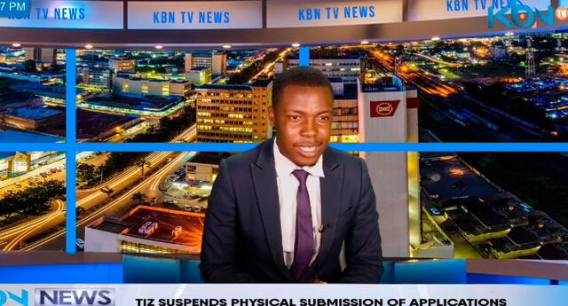 El presentador se volvió viral en Facebook.
