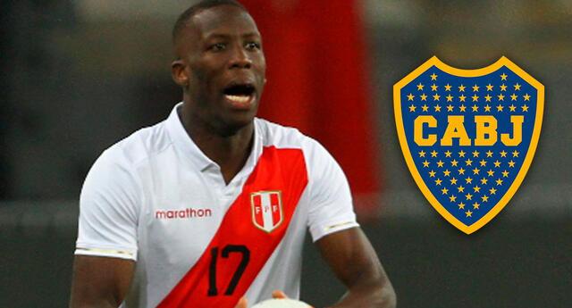 Luis Advíncula llegará a ser nuevo refuerzo de Boca Juniors.