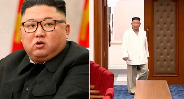 Lo que saltó a la vista fue el comentario de un ciudadano sobre el estado de Kim, algo inusual en un país donde está prohibido hablar en televisión sobre la vida del líder norcoreano.