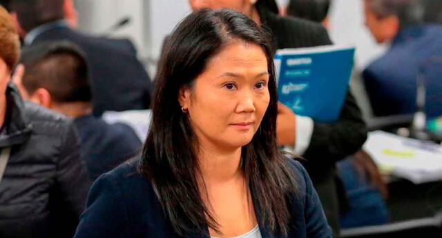 Keiko Fujimori busca dilatar las elecciones 2021.
