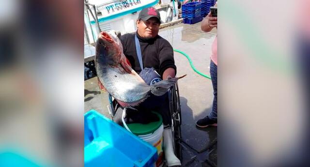 Piurano de 40 años sueña con llegar a la universidad y convertirse en un ingeniero pesquero.