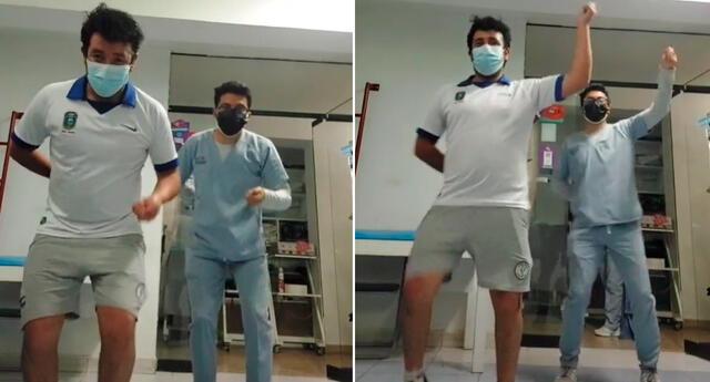 El emotivo video es viral en TikTok.