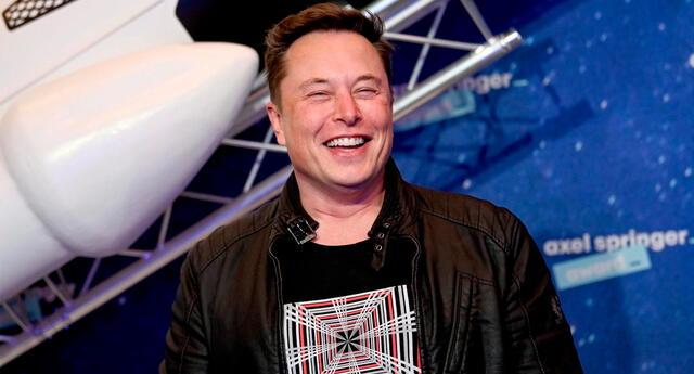 El director ejecutivo de SpaceX, Elon Musk.