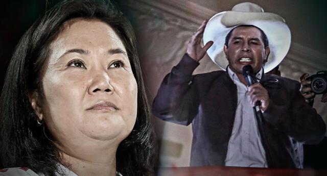 Keiko Fujimori asegura que se aproximará a Palacio de Gobierno para solicitarle al presidente Francisco Sagasti pedir una auditoría ante la OEA sobre la segunda vuelta.