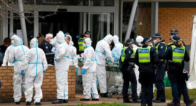 Australia afronta la variante delta del coronavirus considerada más virulenta que las demás.