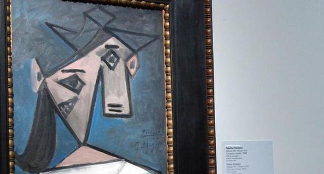 Robo del cuadro de Pablo Picasso en el 2012 dio la vuelta al mundo.