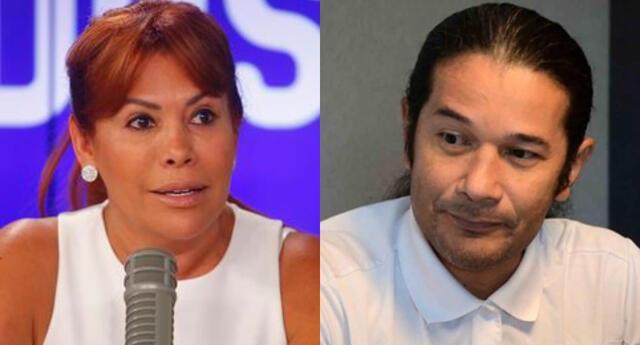 Magaly Medina se pronunció después de que Reinaldo Dos Santos asegurara que Pedro Castillo ganó las elecciones 2021 y no Keiko Fujimori.
