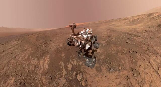 Los investigadores piensan que el gas se queda cerca de la superficie de Marte por la noche, y durante el día, el metano se diluye.
